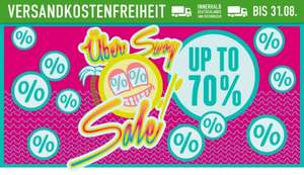 Sale bei Titus + VSK frei + 5€ Newsletter