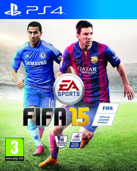 Fifa 15 XBox360 und PS3 für 50€ - XBoxOne und PS4 für 55€