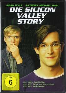"[Amazon.de Prime] ""Die Silicon Valley Story"" DVD, Idealo.de ab 9,89€"