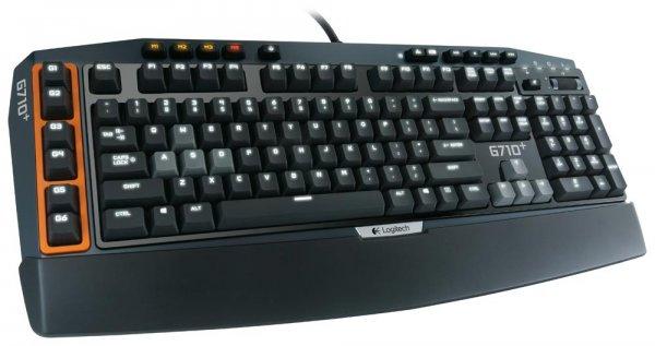 Logitech G710+ 94,80 € inkl. Versand - b4f Outlet - mechanische Gaming-Tastatur