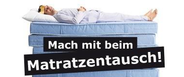IKEA Hanau 50% auf alle Matratzen - ALT GEGEN NEU