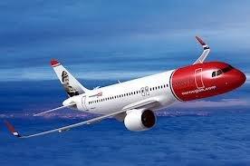 Herbst-Sale bei Norwegian Fluggesellschaft