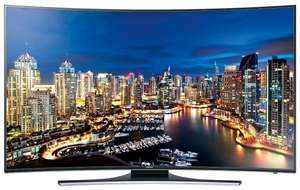 AMAZON: Samsung UE55HU7200 139 cm (55 Zoll) Curved LED-Backlight-Fernseher 1649€