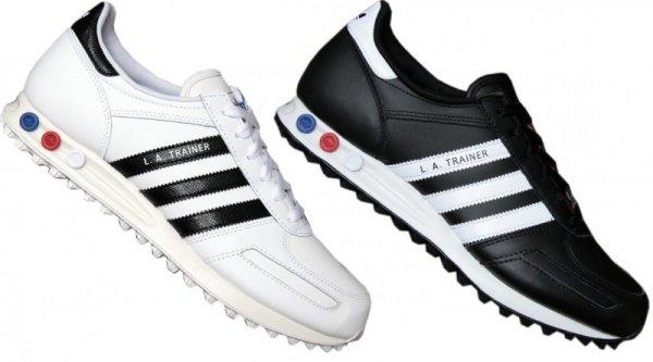[myfreshbrands] Adidas LA Trainer in schwarz und weiß für 55,55