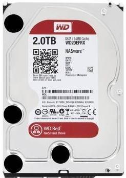 [MeinPaket] WD RED 2TB NAS Festplatte [Mit Gutschein]