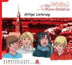"""kostenlose Kinder Hör-CDx27s """"Die Alster Detektive Folge 1-5 oder 2 Pixi Bücher"""