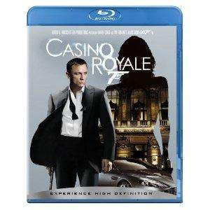 [Blu-ray] James Bond - Casino Royale @Amazon