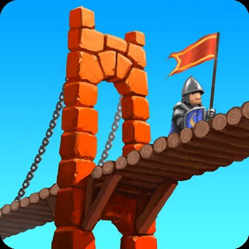 Bridge Constructor Mittelalter @ Amazon App Store statt 1,89