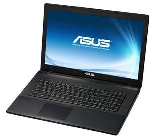 "[METRO] 17,3"" (1600x900) Notebook ASUS F75VC Intel Core i3-3217U 8GB RAM 1TB HDD GeForce GT 720M"