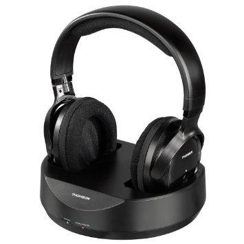 [Amazon.de WHD Prime] Thomson WHP3001BK Funk-Kopfhörer, Idealo.de ab 34,95€
