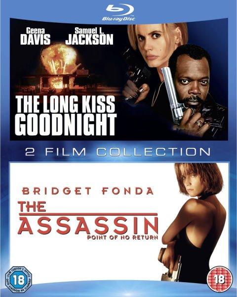 Blu-ray Box - Long Kiss Goodnight (Tödliche Weihnachten) & The Assassin (Codename - Nina) für €8,85 [@Zavvi.nl]