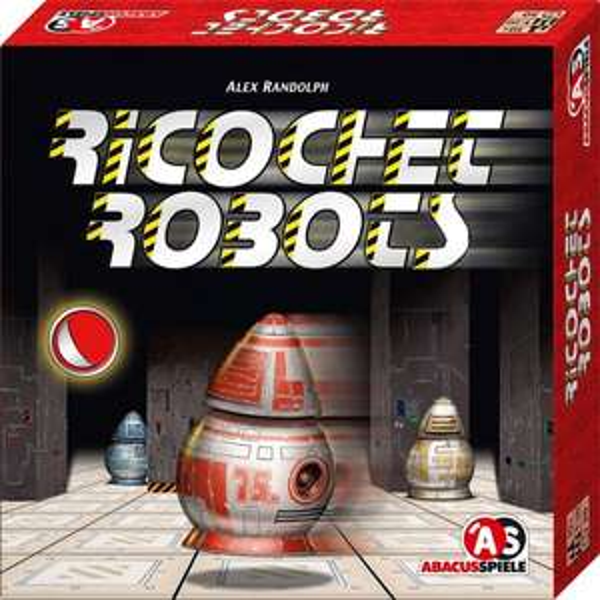 ABACUSSPIELE 03131 - Ricochet Robots, Neuauflage (Rasende Roboter)
