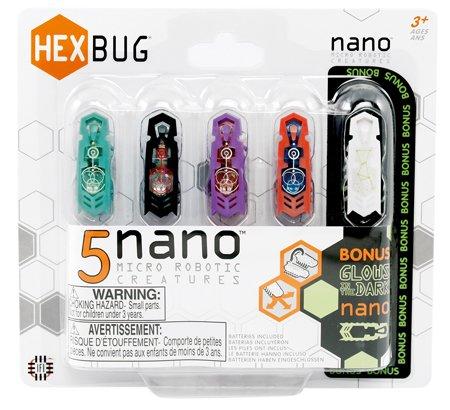 Hexbug Nano 5er Pack