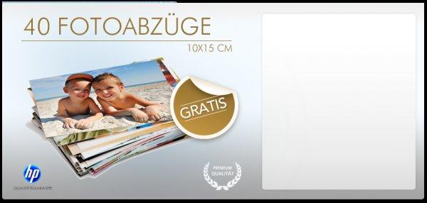 40 Fotoabzüge für nur 2,95€ inkl. Versand (Neukundenaktion @myprinting.de)
