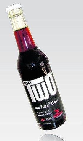 """[Kaufland Ulm] MeTwo Cola 6-Pack 0,96€ / 0,33l Flasche 0,16€ """"75% billiger"""""""