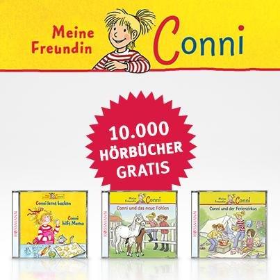 "Rossmann - CD ""Meine Freundin Conni"" gratis"