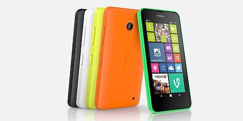 Nokia Lumia 630 Dual-Sim für 111€ @Media Markt und Saturn