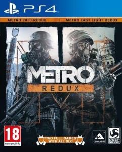 METRO REDUX für die PS4 für 32 EURO inkl. Versand mit Deutscher Sprachausgabe - OHNE ALTERSVERIFIZIERUNG