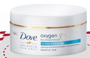 Rossmann Produkttestwochen: Dove Advanced Hair Series