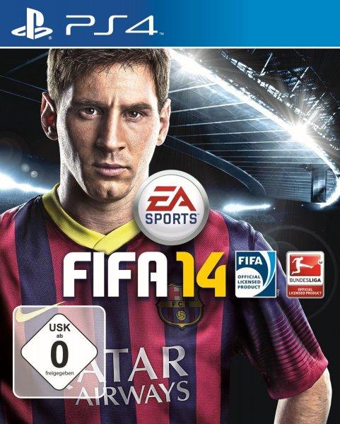 [Media Markt Berlin]: FIFA 14 für die PS4 für 27€ / [Bundesweit im Onlineshop]: 3 Blu-rays für 20€ / 3 Spiele für 49€ / 4 Alben für 18€