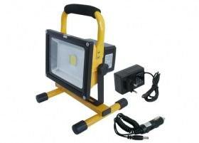 Ledino LED-Akkustrahler 20 W Li-Ionen Akku 8,8 - 64,99€ @ GetGoods
