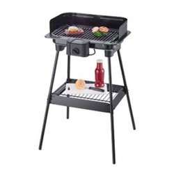 Severin PG 8523 Elektro-Barbecuegrill für 29,99 € inkl. Versand mit kostenlosem Grill-Thermometer @ebay.de