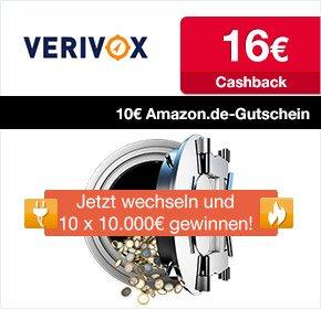 Stromanbieterwechsel mit 26 € gewinn!
