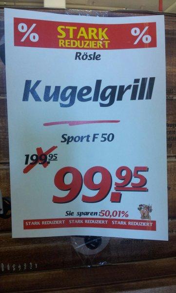 [Marktkauf Ingolstadt] Rösle No.1 Sport F50