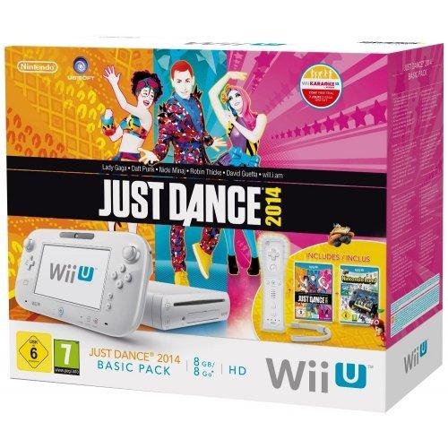 Wii U - Console 8 GB Just Dance 2014 Bundle für 183,71€ (Vergleichspreis: 230€) @Amazon.it *UPDATE*