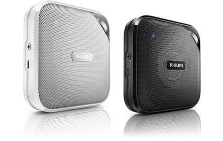 [Lokal] Bei Media-Markt in 91126 Schwabach.....Bluetooth-Lautsprecher Philips BT500 für 25€