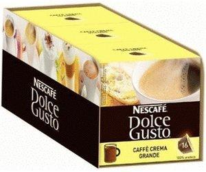 Dolce Gusto Kapseln - Cafe Crema Grande 3,49 EUR @MediaMarkt