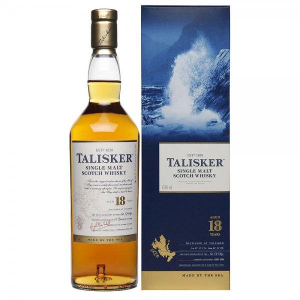 Single Malt Whisky Talisker 18 Jahre für 60,46 Euro bei Rakuten