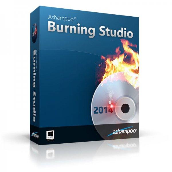 Ashampoo® Burning Studio 2014