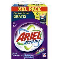 140 ARIEL Waschladungen für 17,77 - Also unter 13cent p. Waschladung!!!