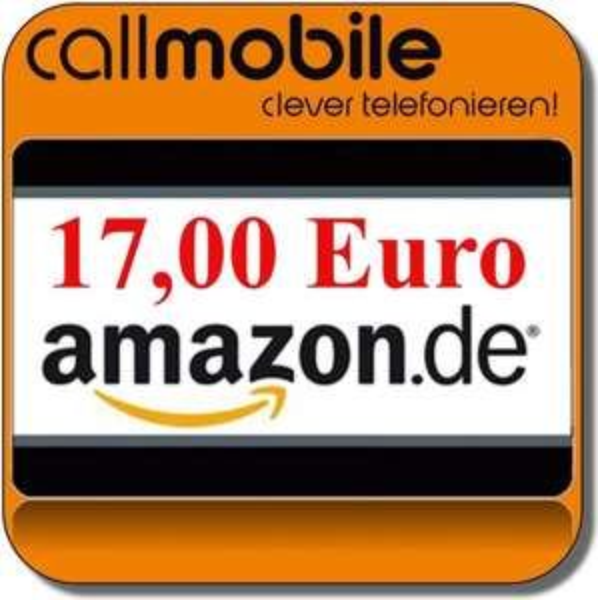 Wieder da: Callmobile SIM-Karte mit 17 € Amazon Gutschein für 2,95€ und Debitel Light-Karte mit 15€ Amazon-Guthaben für 1,95€