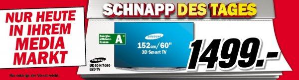 Samsung UE60H7090 Media Markt Zwickau Schnapp des Tages
