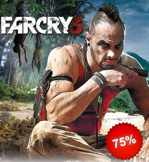 [Download PC] Far Cry 3 für 5€ auf Englisch bei gamersgate.com
