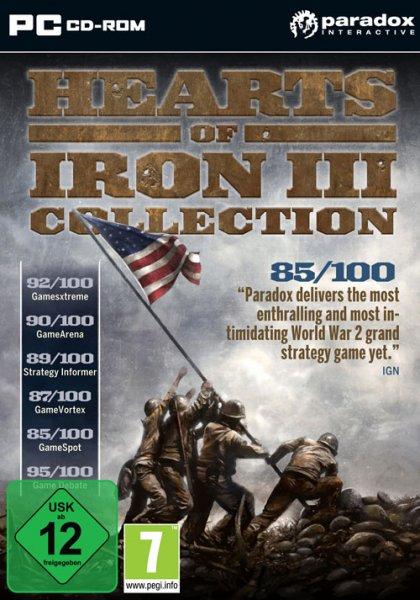 Hearts of Iron 3 Collection für 9,99€ Steam Key
