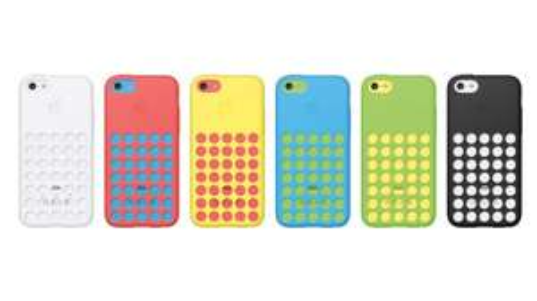 iPhone 5C Case alle Farben (Original Apple )  für 15,89 € bei handyparadies.de