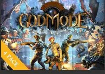 STEAM - God Mode 4-Pack 4,50€ / mit VPN 3,75€ @ Bundlestars