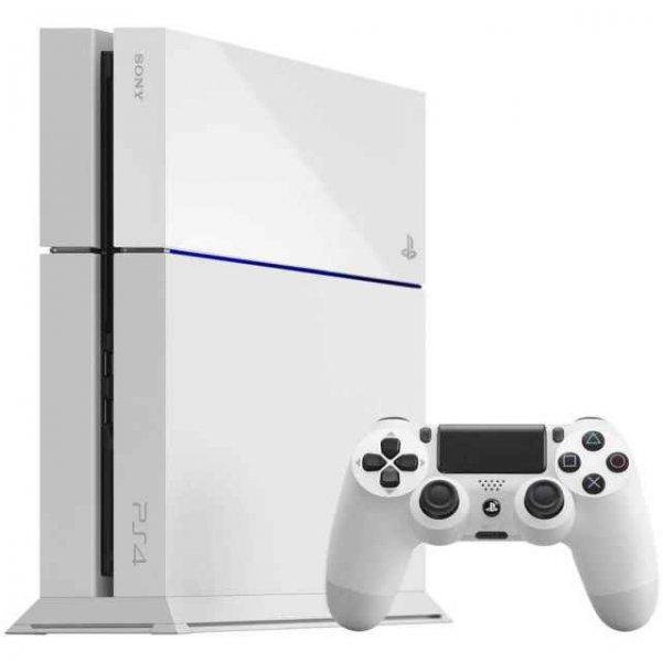 Vorbestellung Playstation 4 [PS4] in weiß: 394€ mit Qipu sogar 386,12€ @computeruniverse