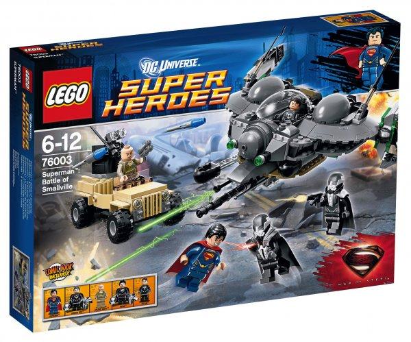 [offline] LEGO 76003 Super Heroes Superman Set 2 Aufruhr in Smallville @ Galeria Kaufhof
