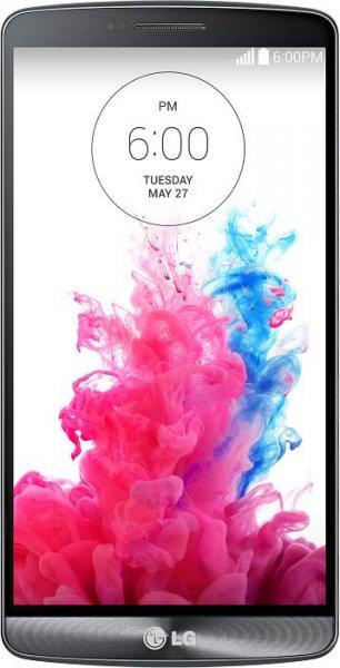 LG G3 32 GB Speicher/ 3GB Ram Titanschwarz bei Amazon für 479 €