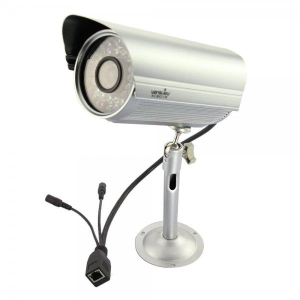 Wansview NCM-621W Überwachungscam mit SD Kartenslot, outdoor, 720p @ Amazon