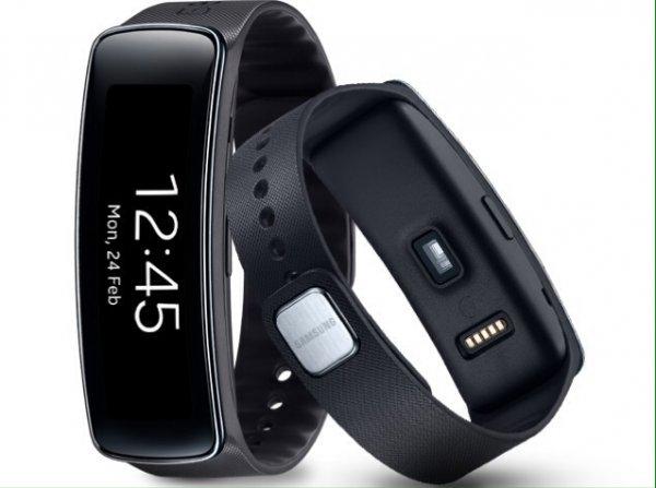 Samsung Gear Fit für 99€ @Redcoon