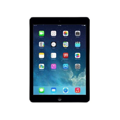 Apple iPad Air WiFi 16GB WLAN spacegrau oder weiß/silber für 379€ @eBay