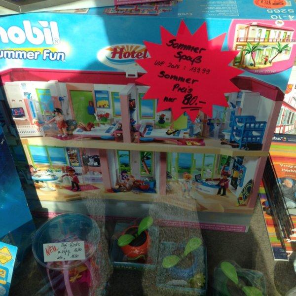 [lokal] [bickenbach 64404] playmobil Summer Fun Hotel