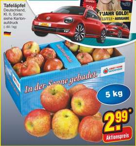 [NETTO Markendiscount] An apple a day keeps the doctor away - 5 kg Tafeläpfel Kl. II für 2,99 €