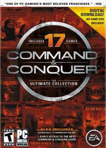 Command and Conquer The Ultimate Collection [ORIGIN]