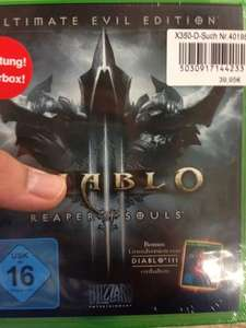 [Real Lokal]Diablo 3 (XBOX-ONE)